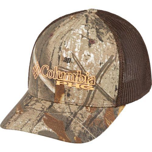 ed499311e3aff Columbia Sportswear Men s PHG Mesh Ball Cap - Camo Clothing