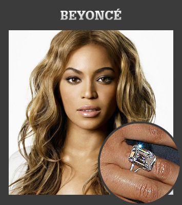 What Do You Think Of Beyonceu0027s Engagement Ring? Vote Now In March Madness  At Hamilton