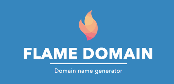 business domain name generator ultimate tool flame domain
