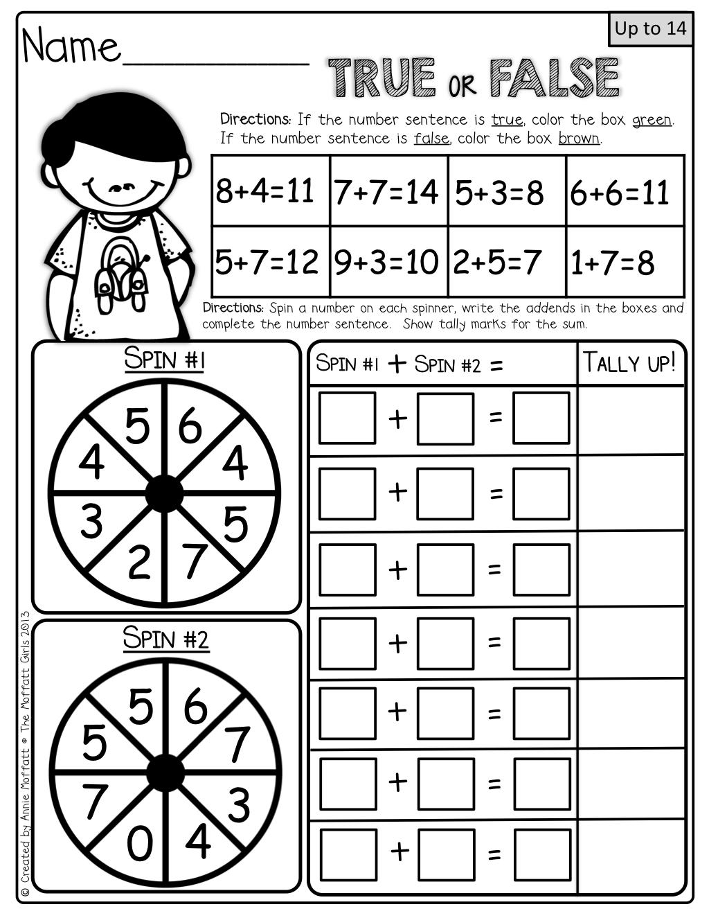 Interactive Math Fun Activities To Help Master Simple