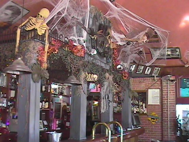 in season happy hauntings halloween bar promotions from suppliers operators