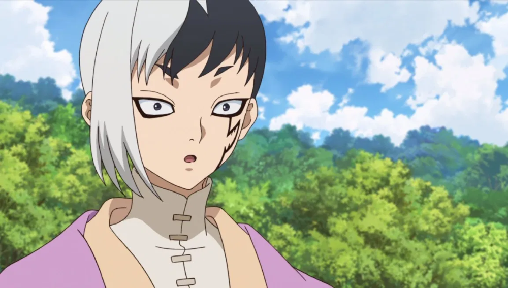 Dr. Stone Episode 20 Sweet and Fluffy Anime, Episodes