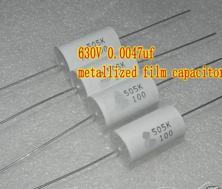 Ebay Sponsored 100v5uf Hifi Crossover Capacitors Metallized Polypropylene Film Capacitor Capacitor Capacitors Hifi