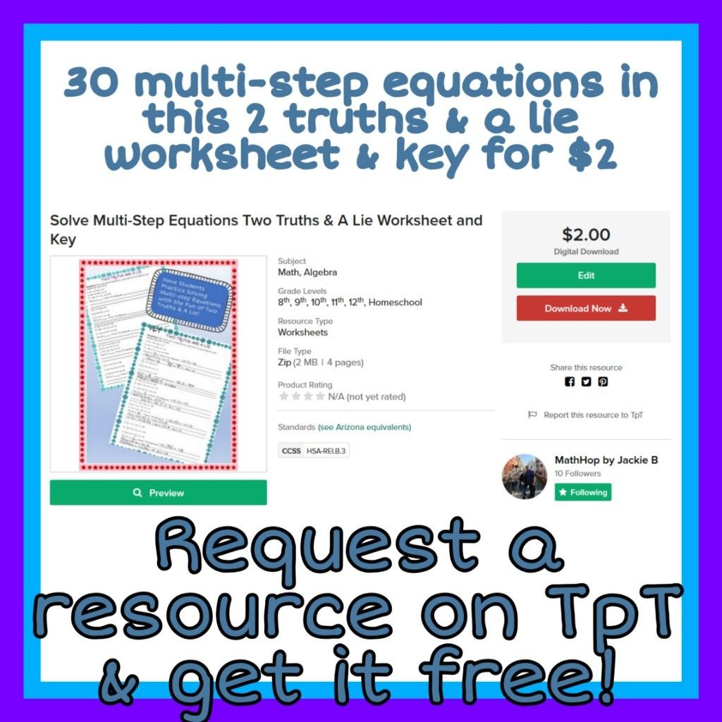 Pin By Jackie Behm On Math Resources
