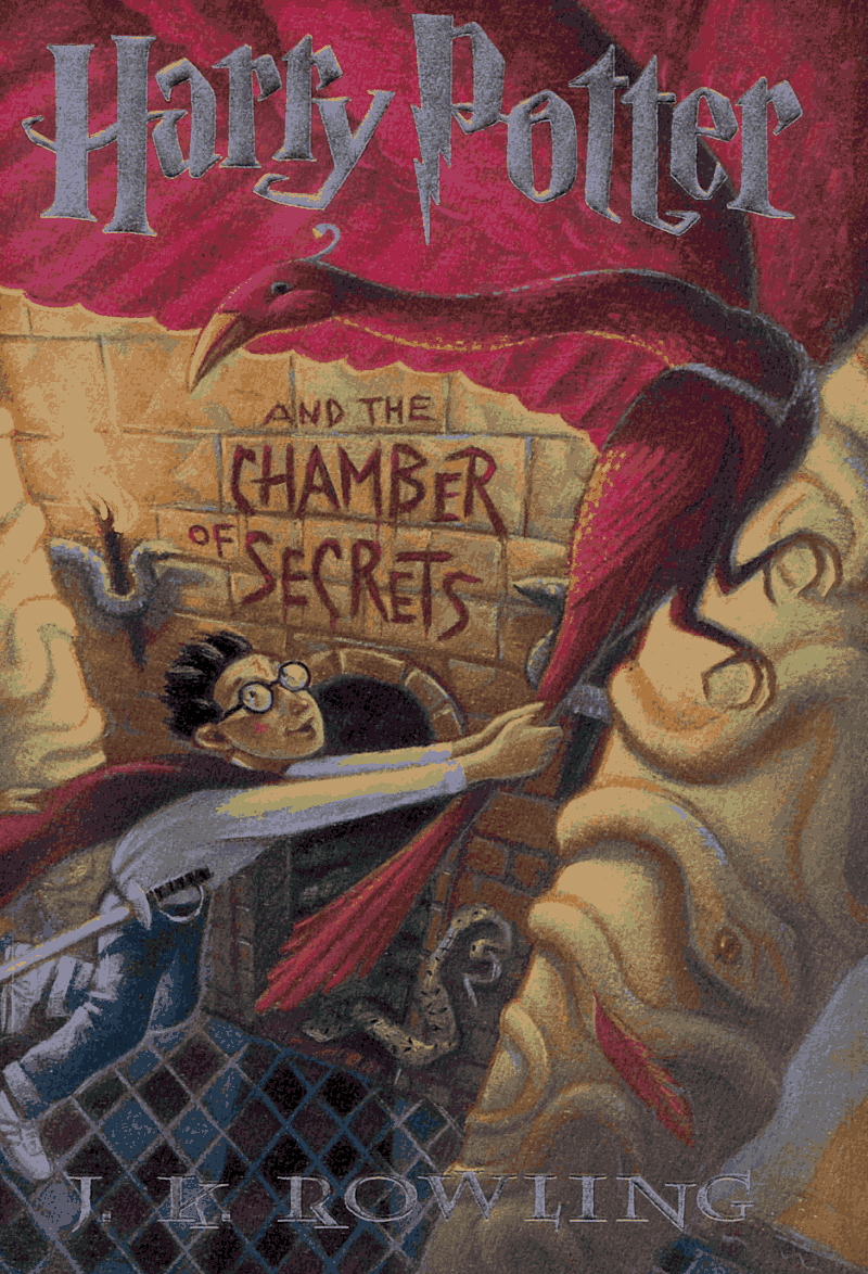 J K Rowling Hp 2 Harry Potter And The Chamber Of Secrets Pdf