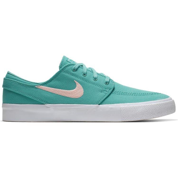 d3abd0b40b13f Nike SB Zoom Janoski Canvas RM Skate Shoes - Cabana Pink Tint-White ...