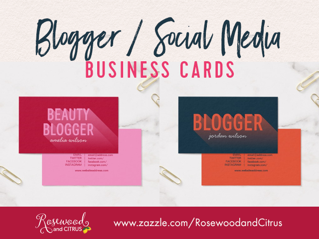 Business Cards Perfect For Bloggers Vloggers Social Media Managers Etc By Rosewood Social Media Business Cards Media Business Cards Business Cards Beauty