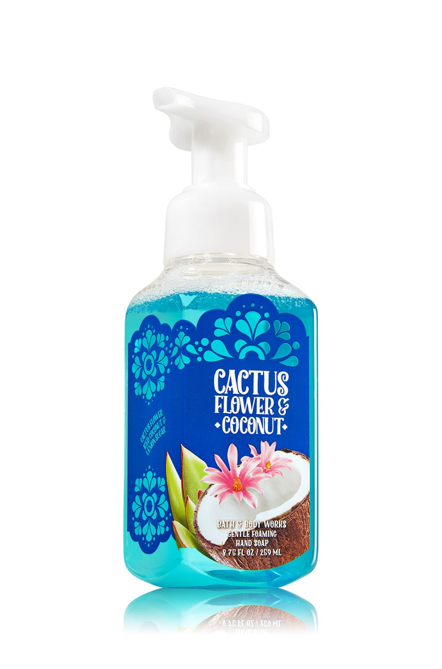 Cactus Flower Coconut Gentle Foaming Hand Soap Soap Sanitizer