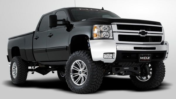 2010 chevy silverado 2500hd duramax 6 6l turbo diesel v8 allison transmission and lifted 9 in. Black Bedroom Furniture Sets. Home Design Ideas