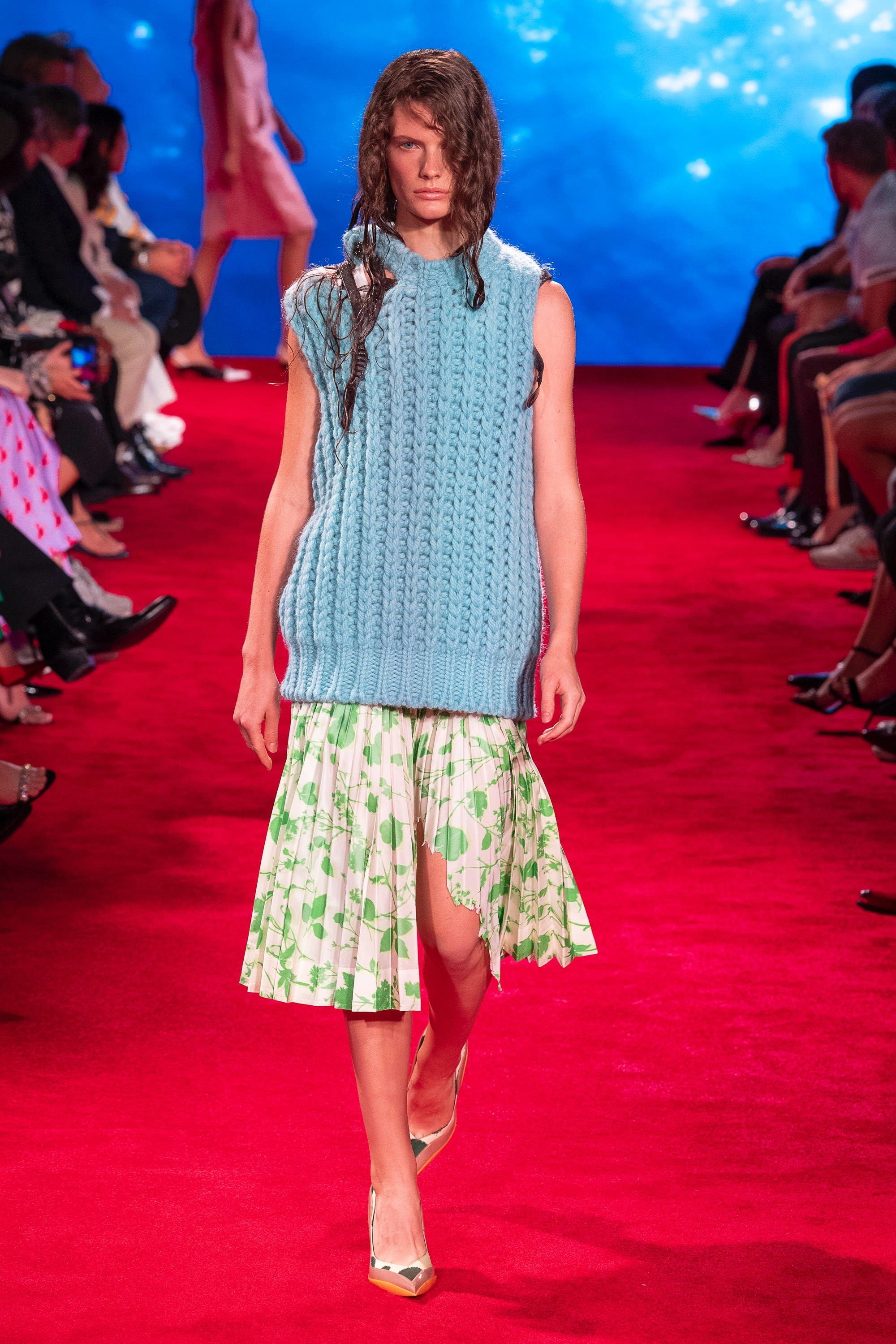 All the A-Listers Already Wearing Spring 2019 RunwayLooks foto