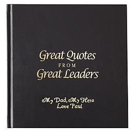 Great Quotes From Great Leaders Book The Covet Board Great