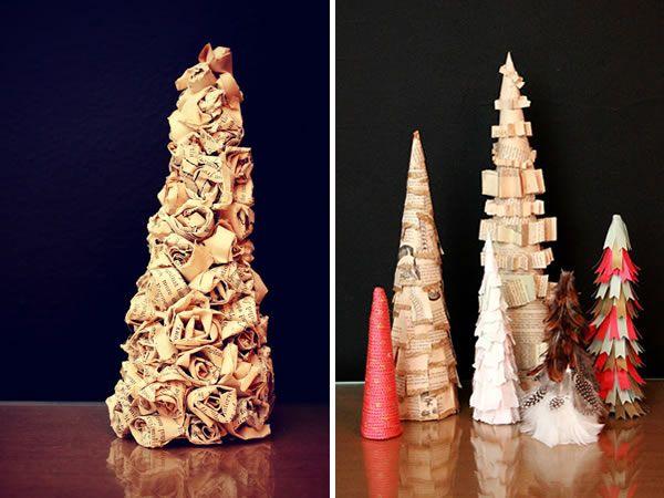 arvores-de-natal-feitas-com-papel