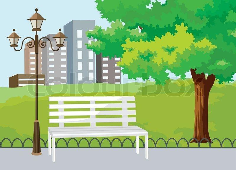 cartoon park backdrop | cartoon park background http://www.colourbox