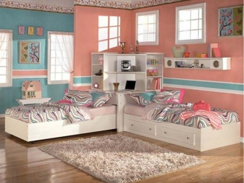 twin size betten f r m dchen schlafzimmer schlafzimmer schlafzimmer schlafzimmer ideen ve. Black Bedroom Furniture Sets. Home Design Ideas
