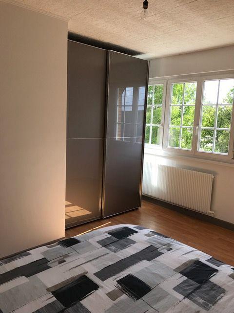 Exemple de chambre chez un de nos clients qui souhaitait une - exemple de couleur de chambre