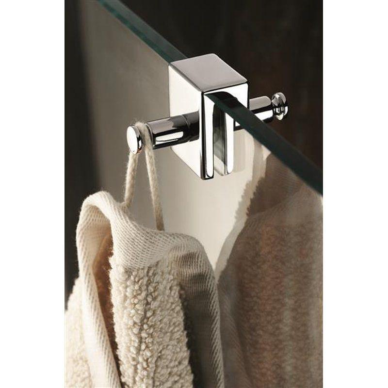 Handtuchhalter Duschwand
