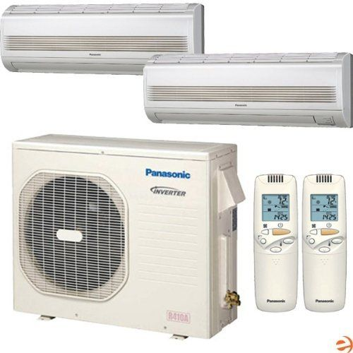 Cu 3ks19nbu 2 Cs Mks7nku Dual Zone Wall Mounted Cooling Only Mini By Panasonic 2462 95 Panasonic Cu 3ks19nbu Wall Ac Unit Ac Repair Services Split System