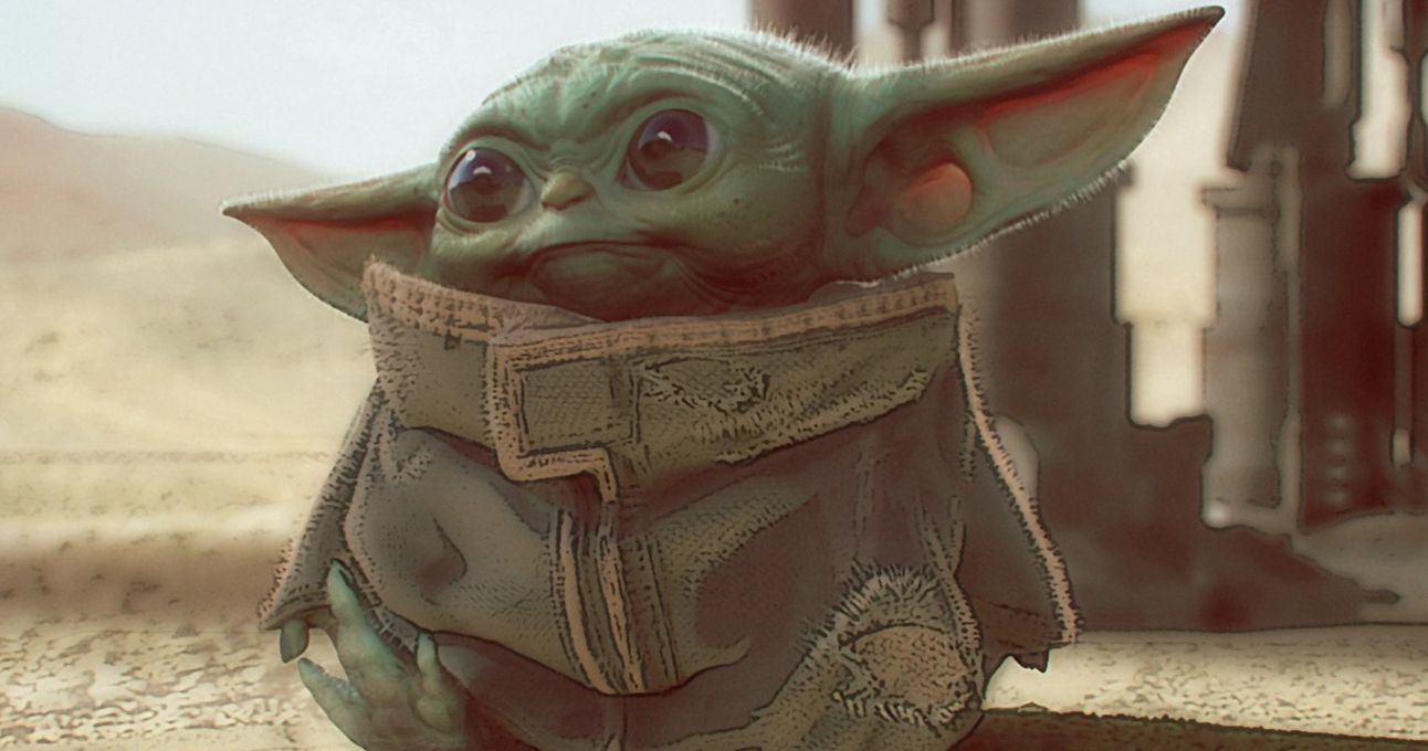 Baby Yoda Concept Art Arrives When Will The Mandalorian Reveal Its Name The Mandalorian Creator Jon Favreau Has Sha Yoda Art Yoda Wallpaper Star Wars Yoda
