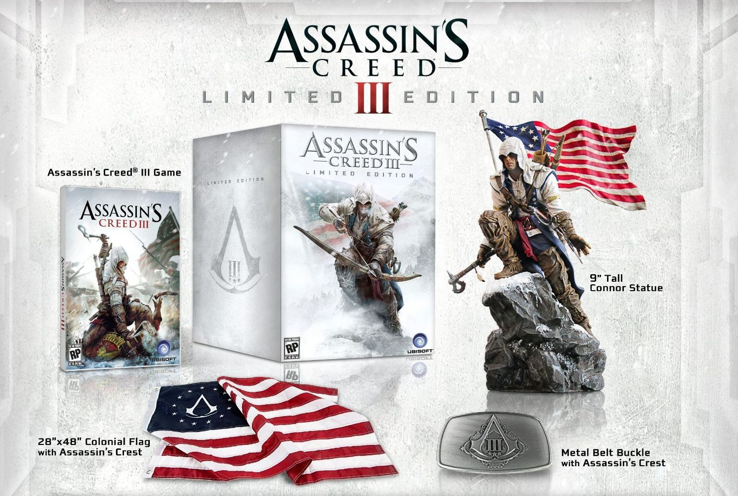 Assassin S Creed Iii Limited Edition Encyclopedia Edition