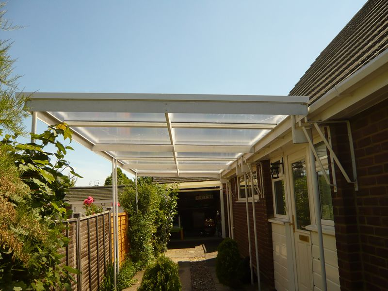 Best Polycarbonate Roofing Gallery 4 Roofing Outdoor Space 400 x 300
