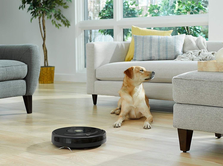 iRobot Roomba 671 Robot Vacuum Cleaner, Black Amazon.co