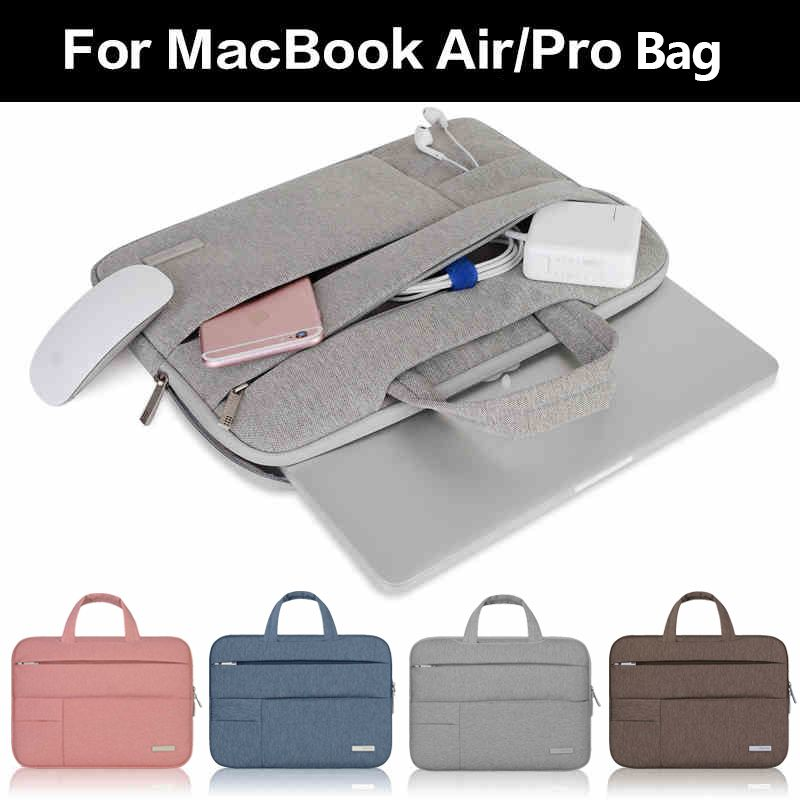 €12.77 19% de réduction|BESTCHOI 11.6 13.3 15.4 pouces pochette pour ordinateur portable sac à main pour Macbook Air 13 11 nouveau 12 sacoche pour ordinateur portable pour Macbook Pro Retina 13 15 | AliExpress