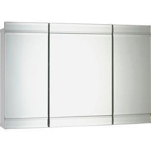 Buy Heart Of House Triple Mirrored Wall Cabinet At Argos Co Uk