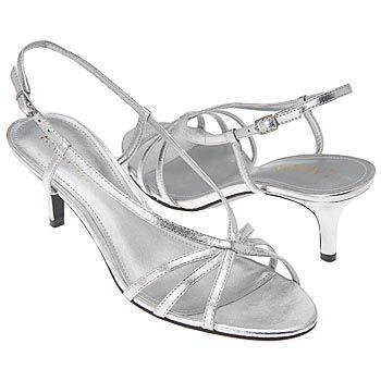 6004e20047a9af Women s LAUREN RALPH LAUREN Tyra Silver Leather Shoes.com