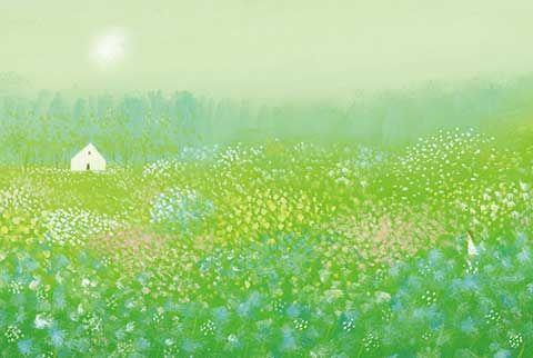 妖精の住む森