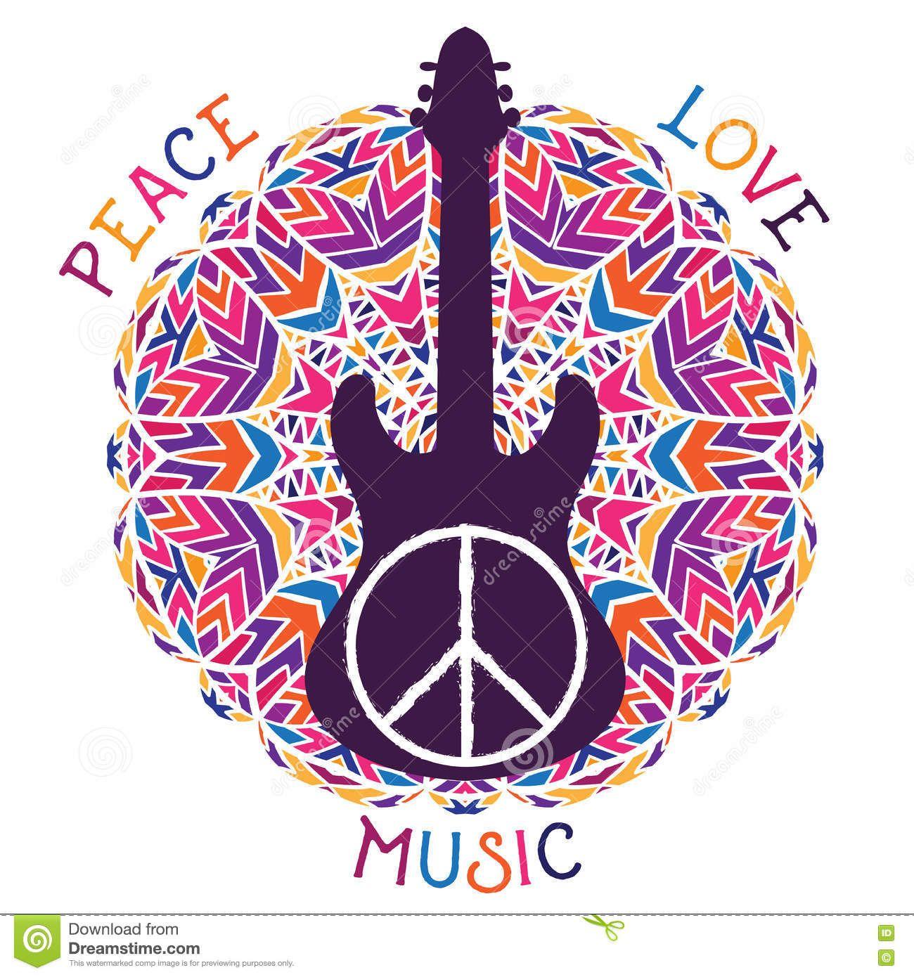 Pingl par guylene drapier sur ann e 70 pinterest dessin je pense toi et peinture - Dessin peace and love ...