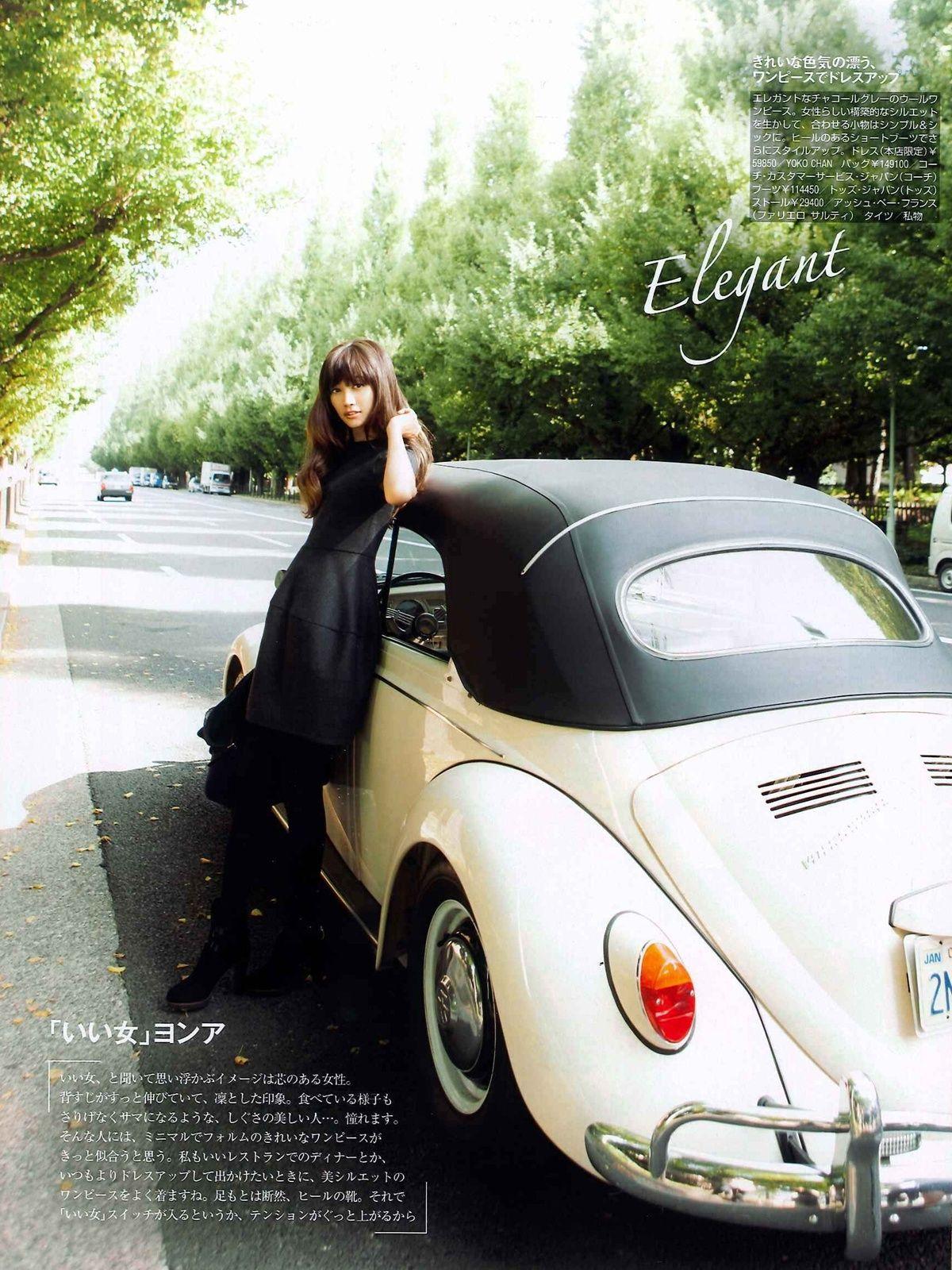 日本の女性ファッション誌の世界的お洒落レベルは?