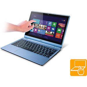 Acer Aspire 11 6 Touchscreen Laptop Amd A Series A4 1250 4gb Ram 500gb Hd Windows 8 Blue V5 122p 42154g50nbb Walmart Com Acer Aspire Touch Screen Laptop Touch Screen