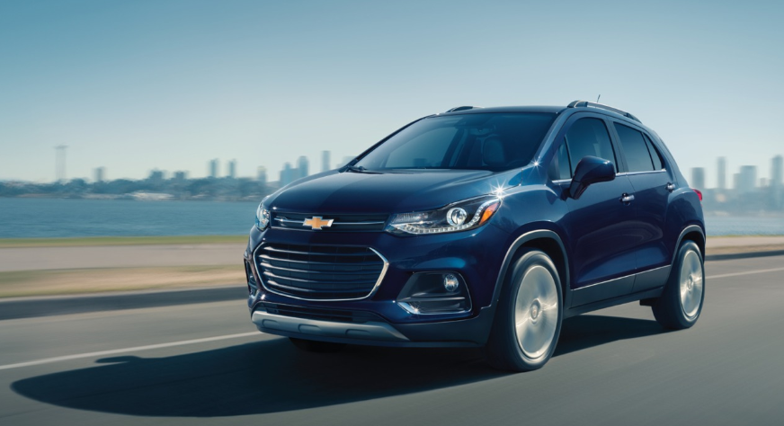 2019 Chevrolet Trax Owners Manual Chevrolet Trax Trax Chevrolet