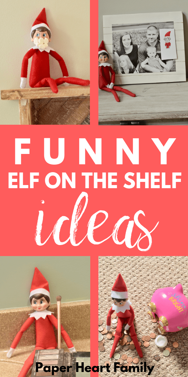 Funny Elf On The Shelf Ideas That Will Have The Whole Family Laughing |