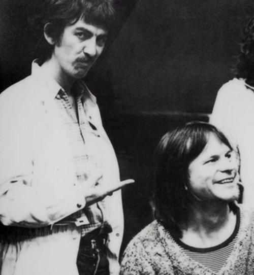 Image result for George harrison and terry gilliam