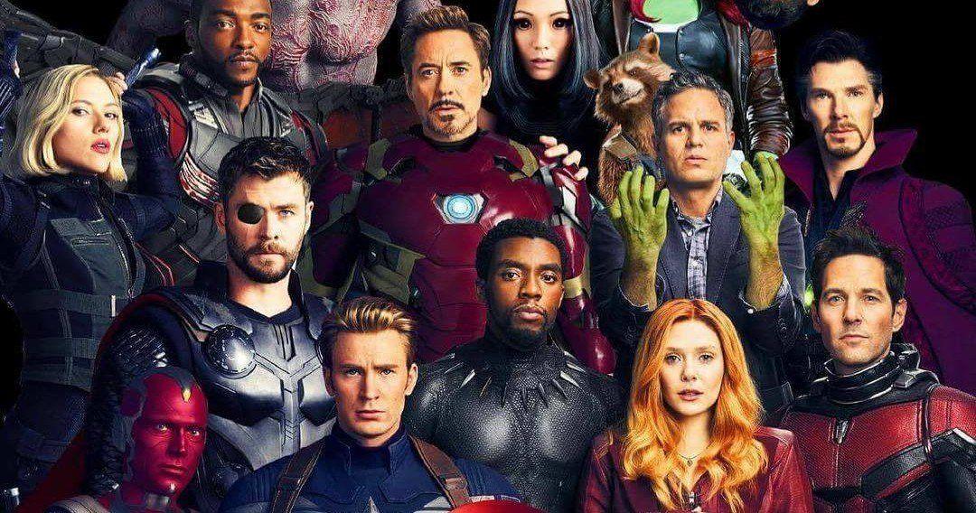 Avengers Infinity War Trailer 2 Destroys The Marvel Universe