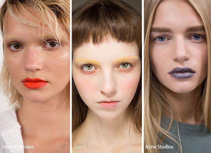 Spring/ Summer 2017 Makeup Trends   Makeup trends, Mascaras and ...