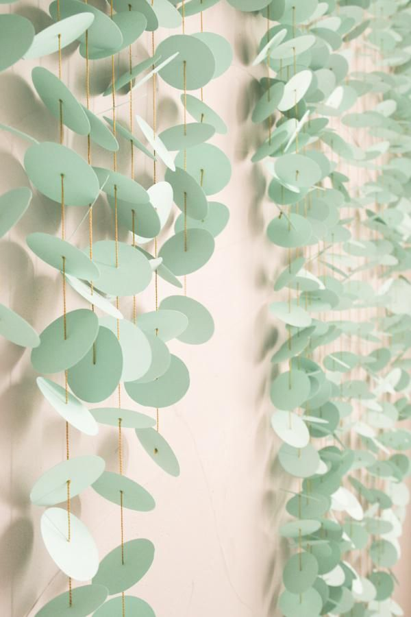 Diy Paper Crafts Diy Paper Punch Backdrop Diy Paper Crafts