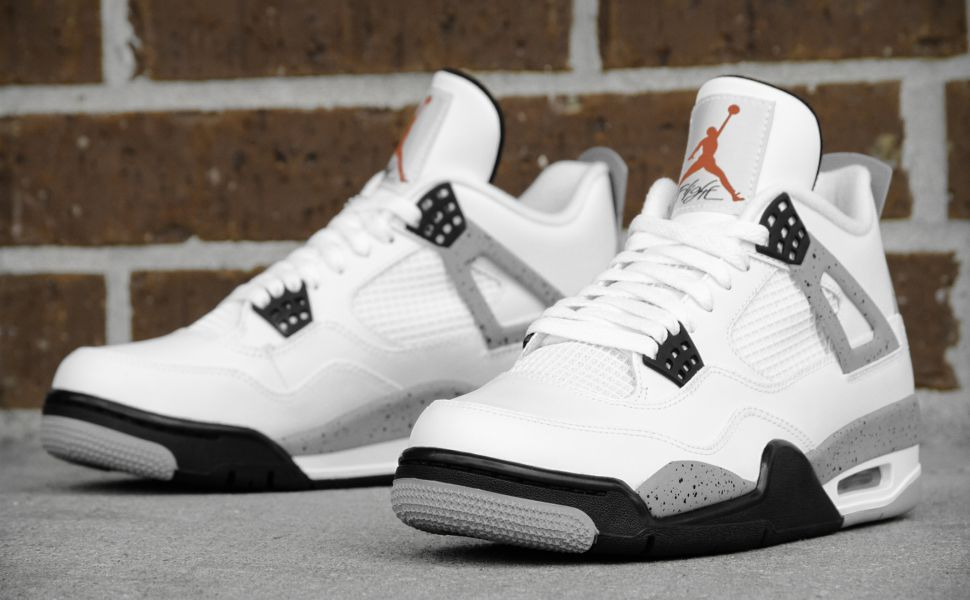 Air Jordan 4 HD Wallpaper