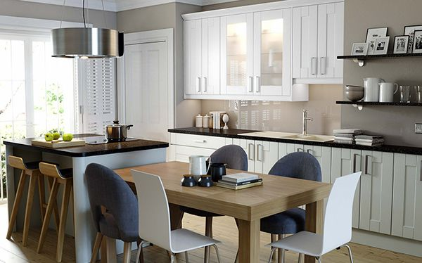 Wren Kitchens Review   Wren kitchen Shaker style kitchens ...