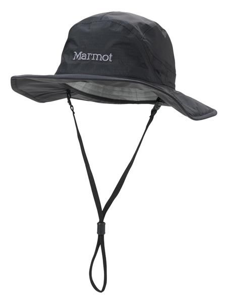 196d0f5215e Marmot Precip Safari Hat Black. Clothes man Hats
