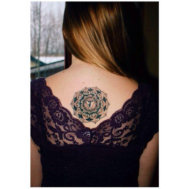 Solar Plexus Chakra Mandala Tattoo. | Chakra tattoo, Tattoos ...