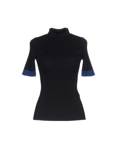 VICTORIA BECKHAM Women's Turtleneck Dark blue 6 US