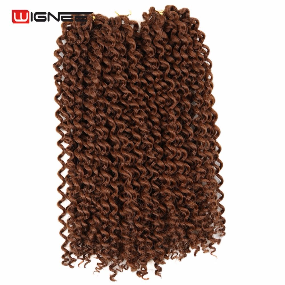Wignee 3pcs Lot Ombre Color 1b 27 Synthetic Freetress Hair
