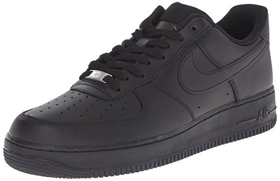 Nike Air Force 1 07 315122001 Color: Black Size