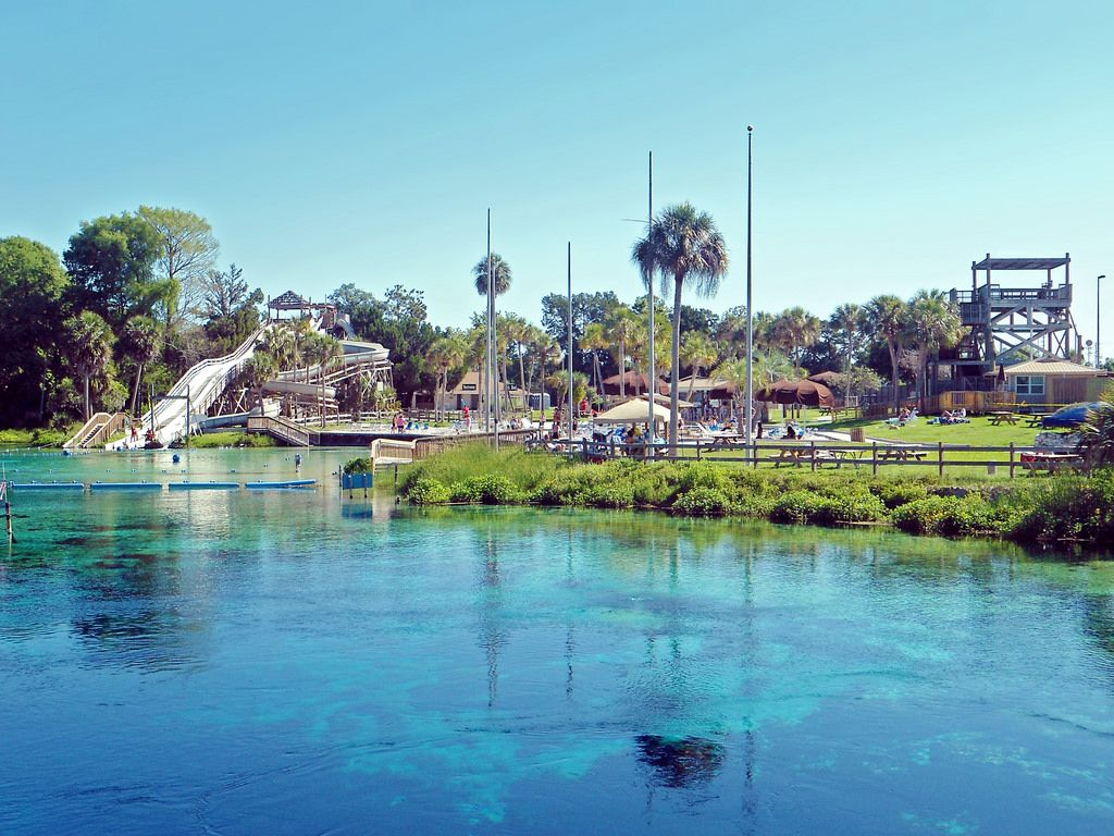 15 Best Swimming Holes In Florida The Crazy Tourist Swimming Holes Best Swimming Caladesi Island State Park