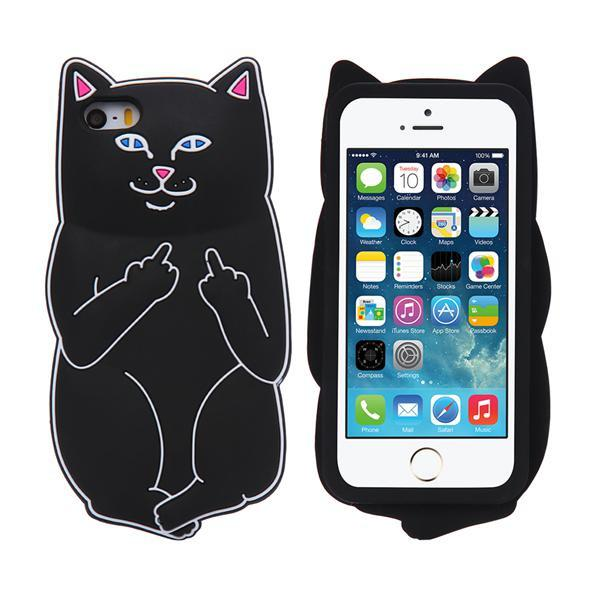 Buy Funny Cat iPhone 6 & 6s 3D Cover