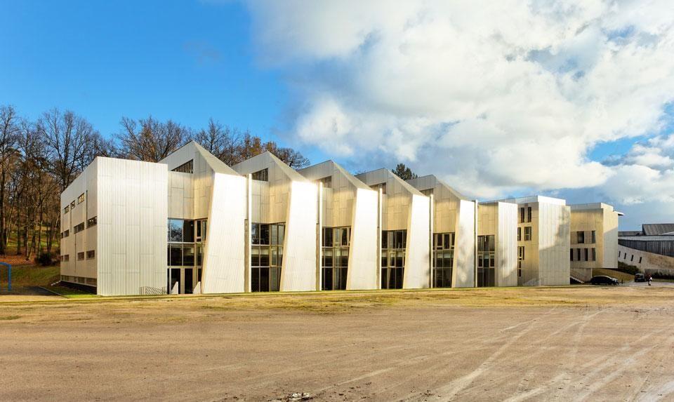 Badia-Berger: Science Library, Versailles