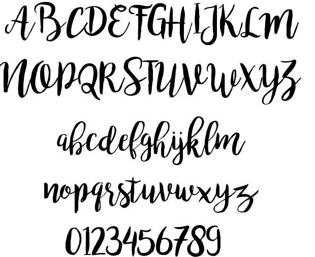 cursive letters fonts download best 25 bromello font ideas on cursive 9505