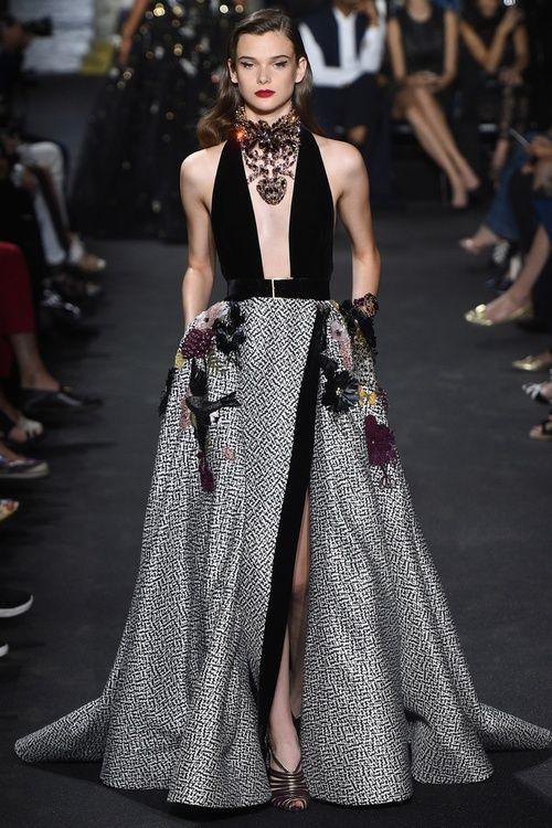 Imagen de elie saab, fashion, and dress